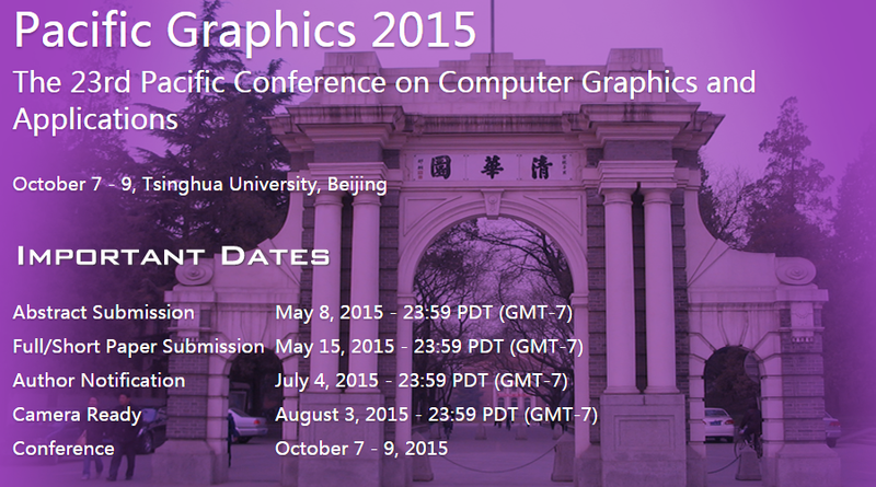 PacificGraphics2015