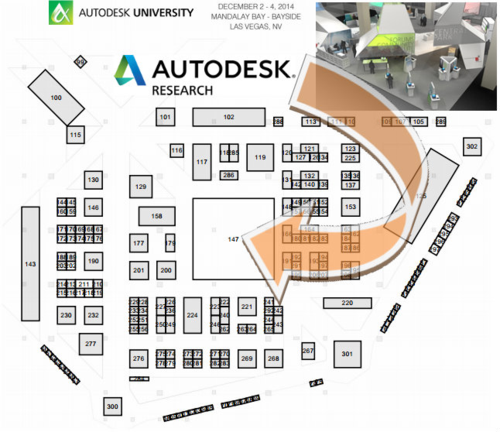Autodesk Research at Autodesk University 2014