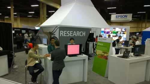 Autodesk Research at Autodesk University